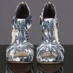 The shoes are by Kat Maconie and are a size 39