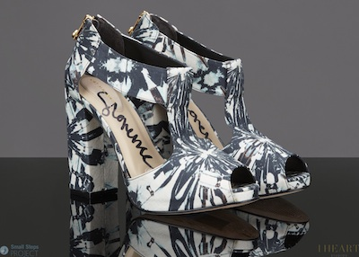 Florence has kindly donated these gorgeous heels to the auction