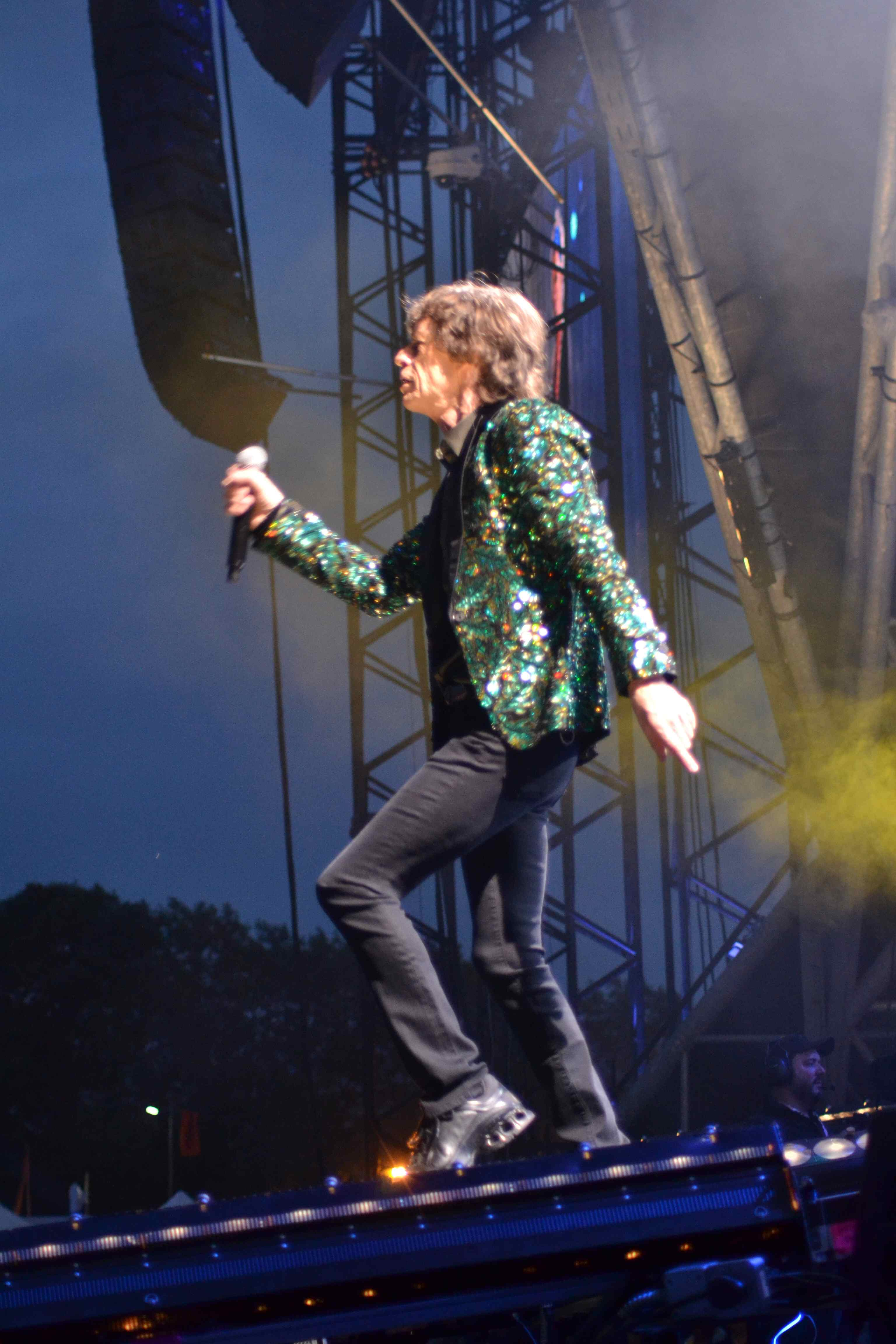 As the frontman of the Rolling Stones, Mick Jagger is one of the world's greatest rock stars