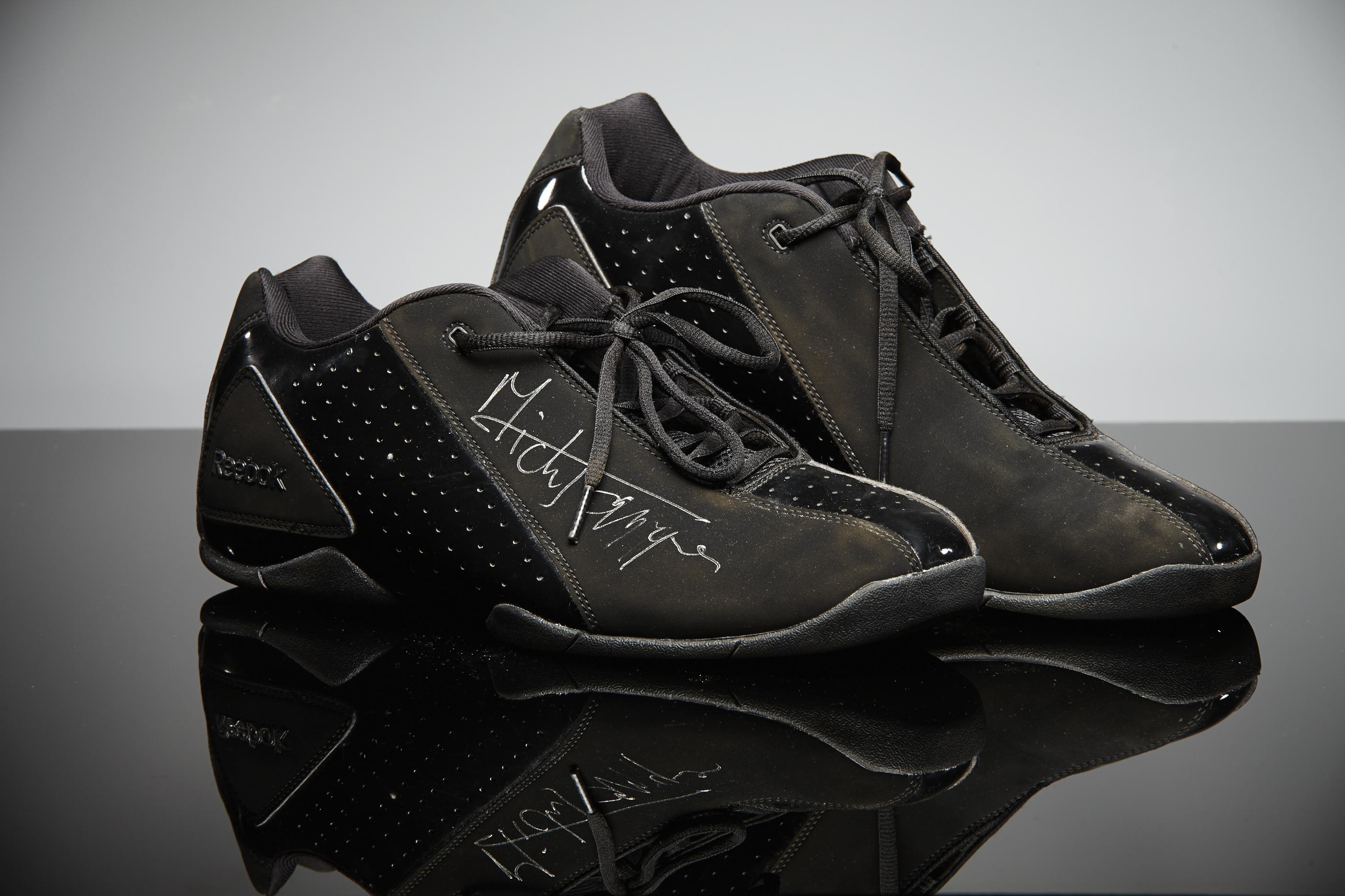 Mick wore these shoes during the Rolling Stones' incredible Glastonbury set!