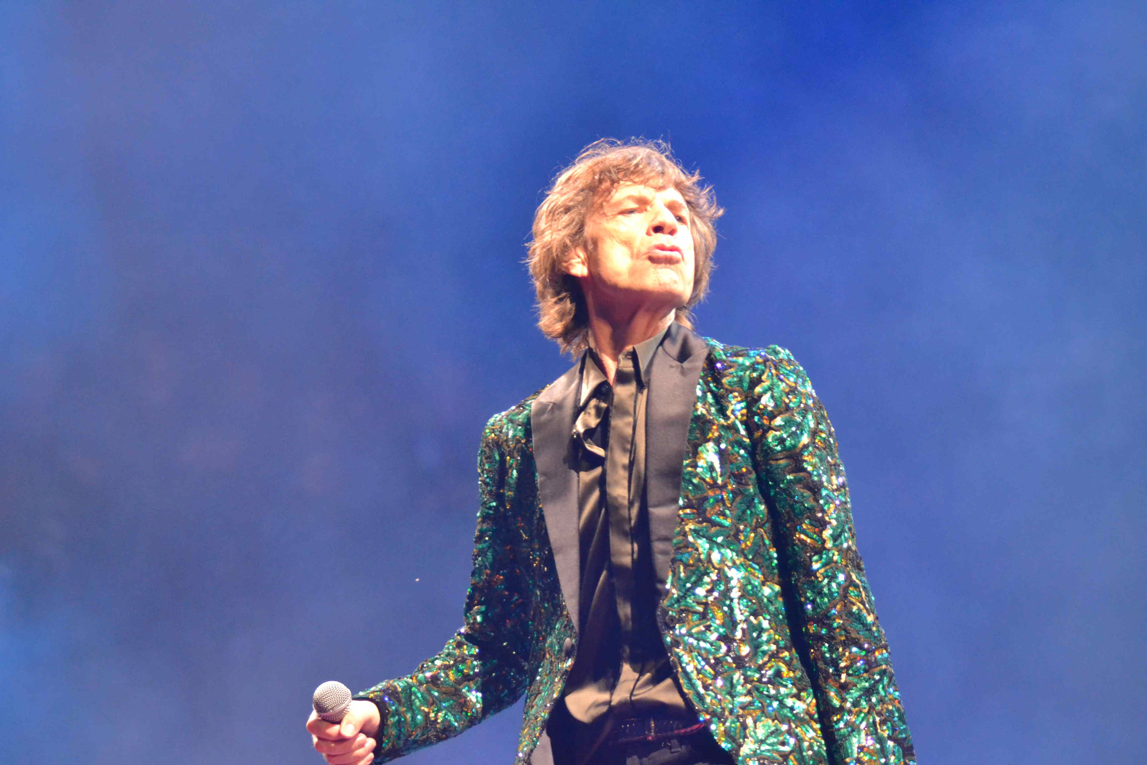 After four decades of being asked, the Stones finally agreed to play Glastonbury in 2013.