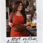 Nigella Lawson signed photo