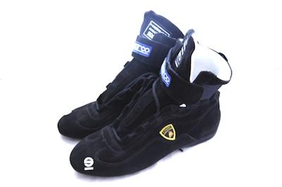 Shane Warne's 2012 shoe donation